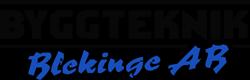 Byggteknik Blekinge AB Logotyp